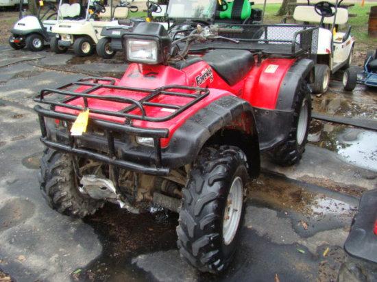2000 HONDA 450 FOREMAN ATV