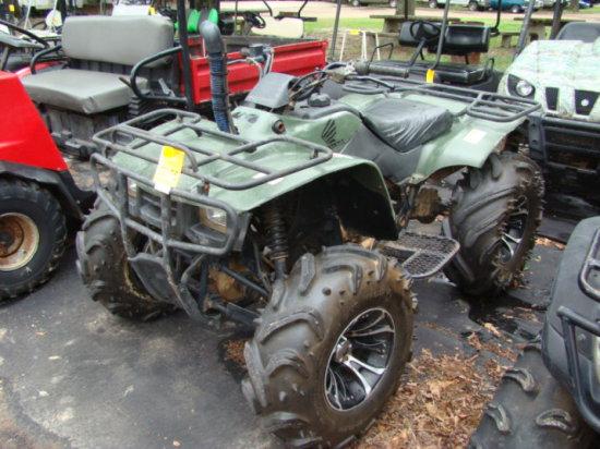 2003 HONDA RANCHER 350 ATV