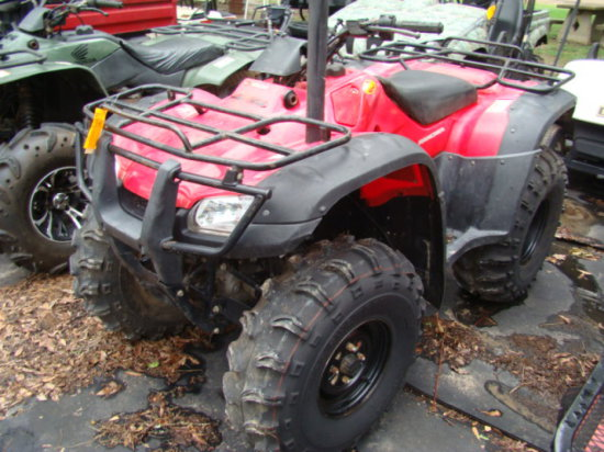 (BOS) 2006 HONDA RANCHER 350 ATV