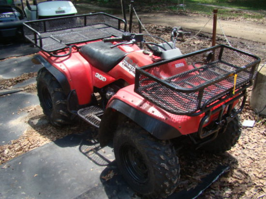 1990 HONDA FOURTRAK 300 ATV