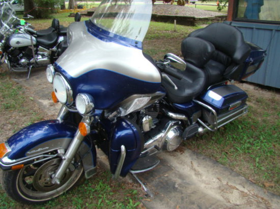 (T) 2007 HARLEY DAVIDSON ULTRA CLASSIC MOTORCYCLE