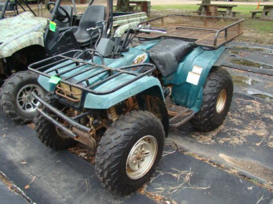 1997 YAMAHA BIG BEAR ATV