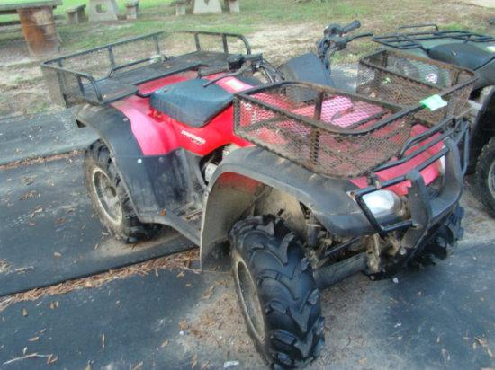 20093 HONDA RANCHER  FS ATV