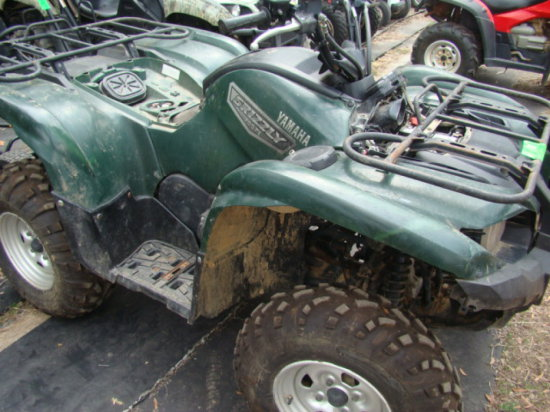 YAMAHA GRIZZLEY 700FI ATV