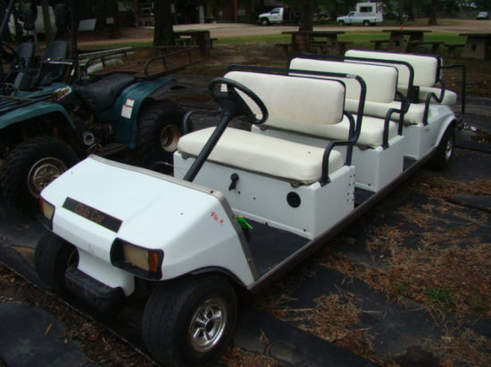 LIMOSENE CLUB CAR GOLF CART