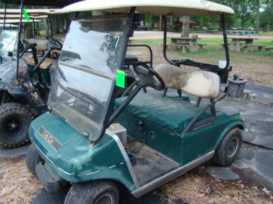 INGERSOL RAND CLUB CAR UTILITY CART