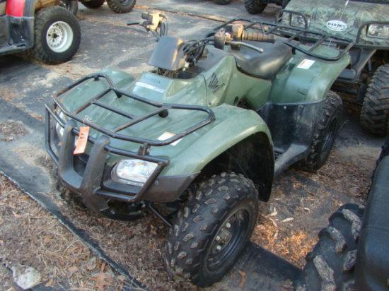 (TC) 2012 HONDA RECON ATV