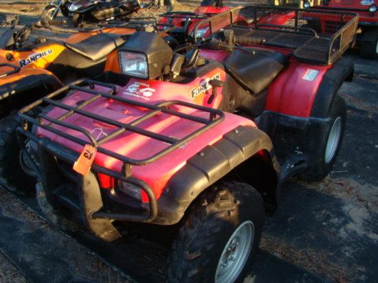 HONDA FOREMAN RUBICON ATV