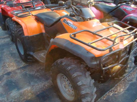 HONDA RANCHER 350 ATV