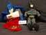 Batman Collectible Plushes,