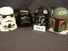 Star Wars Collectible Head Playset