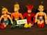 Justice League Plush Dolls,