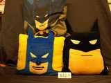 Batman Asst Pillows,