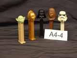 Star Wars Asst. Collectible Pez Dispensers,
