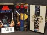 Star Wars Vhs Tapes: