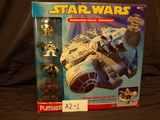 Star Wars Millennium Falcon Advernture Set