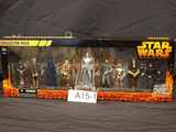 Star Wars Collectible Figures: