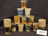 Asst Cups: