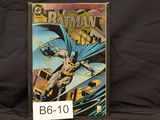 Batman Knightfall Comic