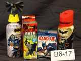Batman Asst Collectible Items-