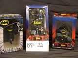 Batman Asst Collectible Ornaments,
