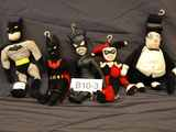 Batman Plush Dolls,