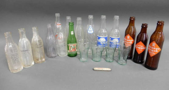 LOT OF 20 SODA COLLECTIBLES