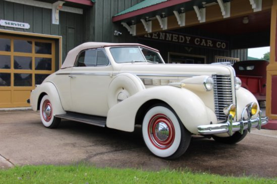 1938 Buick Special 40c 2 Door Convertible With Rumble Seat Trunk Dual Sid Online Auctions Proxibid
