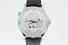 WATCH: Gents st.steel Jaeger LeCoulture Master Geographique wristwatch, silver colored dial, black a
