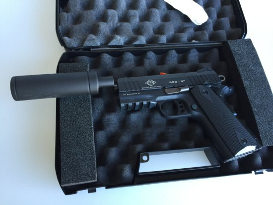 GSG 922 Semi-Automatic Pistol 10+1 New in Box