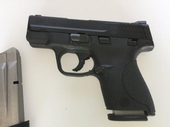 "Smith & Wesson M&P 9 Shield Pistol 9mm 3.125"" Barrel"