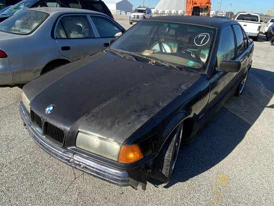 1994 Bmw 328I with Bill of Sale Tow# 94557 Item 7