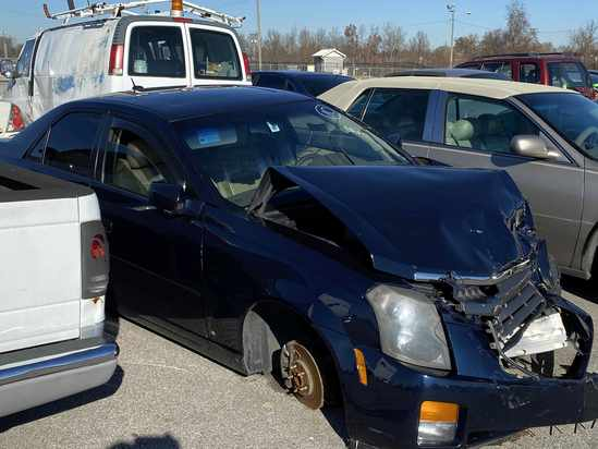 2006 Cadillac Cts with Bill of Sale Tow# 94241 Item 10