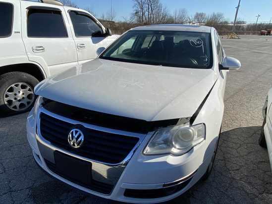 2010 Volkswagen Passat with Bill of Sale Tow# 96245 Item 16