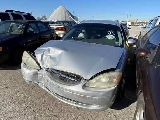 2003 Ford Taurus with Bill of Sale Tow# 94474 Item 19