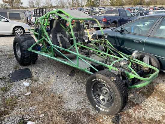 Rail Buggy with BEELINE frame & Ford Engine