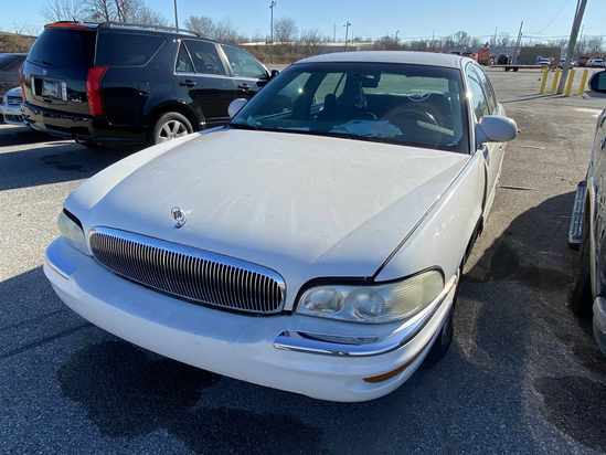 2002 Buick Park Ave with Bill of Sale Tow# 95597 Item 4