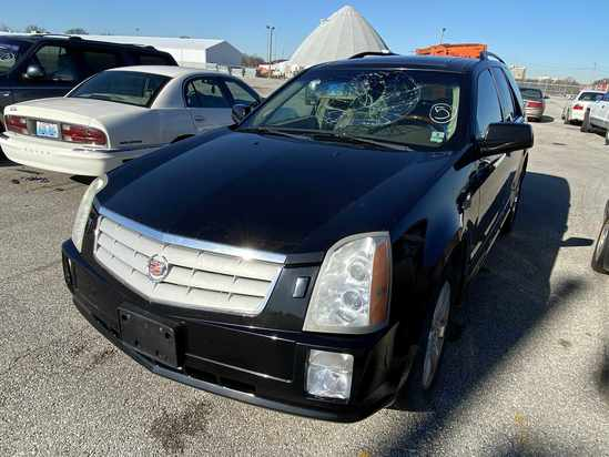 2006 Cadillac Srx with Bill of Sale Tow# 94369 Item 5