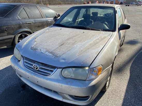 2002 Toyota Corolla with Bill of Sale Tow# 94878 Item 6