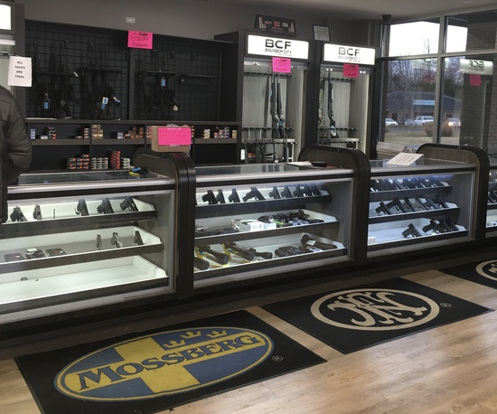 Bourbon City Firearms Store Liquidation Auction