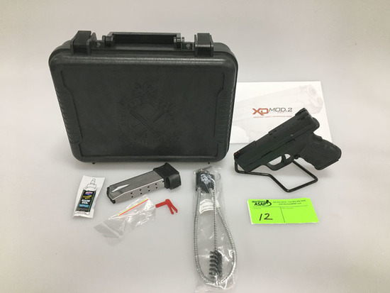 Springfield XD Mod 2 40sw New in box