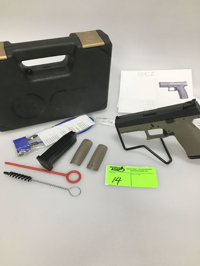 CZ P-10 9mm Pistol New in Box