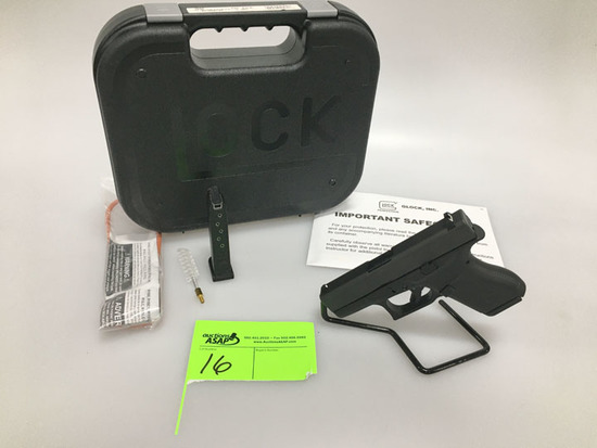 Glock G42 380 Pistol New in Box