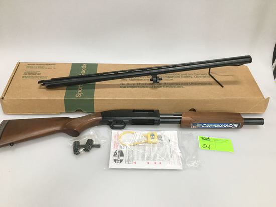 Mossberg 500 12ga Shotgun New in box