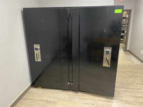 Hamilton Double Door Firearm Safe