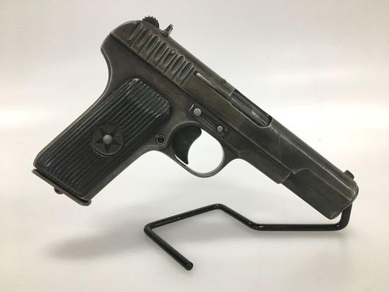 Tokarev TT-33 Pre War 1937 Russian Pistol 7.62x25