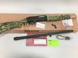 Stevens 320 Pump 12ga Shotgun New in Box