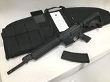 Adams Arms AR 14.5 Mid Base in 5.56 New w/Soft Case