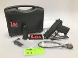HK P2000SK Pistol in 40sw, New in Box