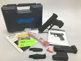Walther PPQ Pistol in 40sw, New in Box